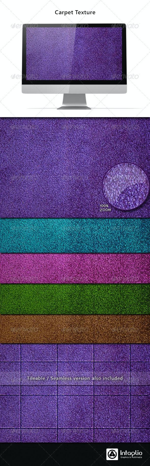 Carpet Texture - 01 - Fabric Textures