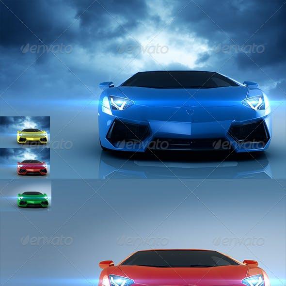 Sport Cars Vol. 2