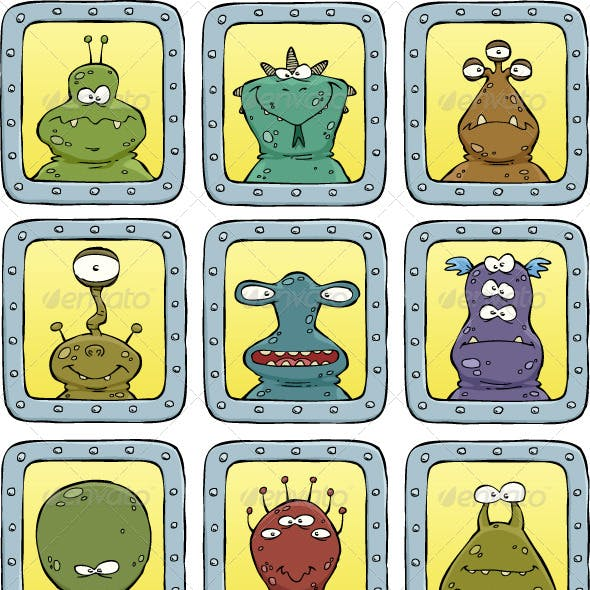 Avatars Aliens