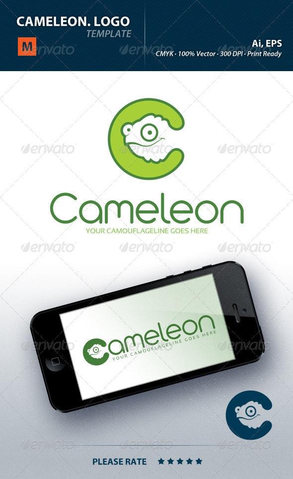 Cameleon Logo - Animals Logo Templates