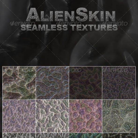 Alien Skin Seamless Textures