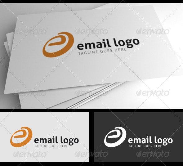 E Symbol Logo Template - Symbols Logo Templates