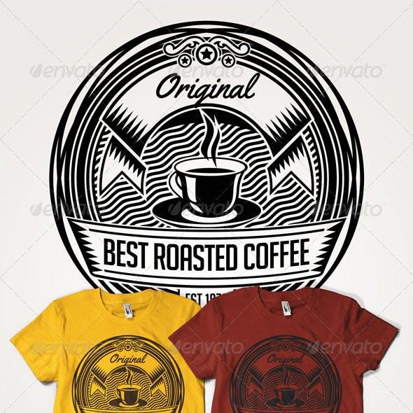 Original Coffee T-Shirt