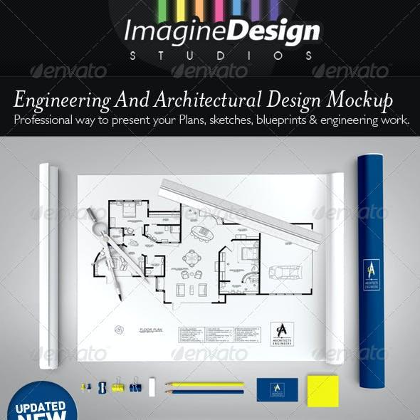 Engineering / Architectural Design Mock-up