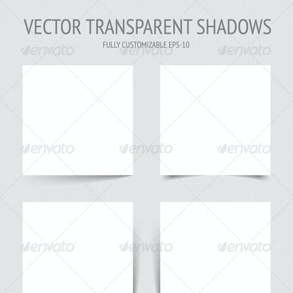 Vector Transparent Shadows