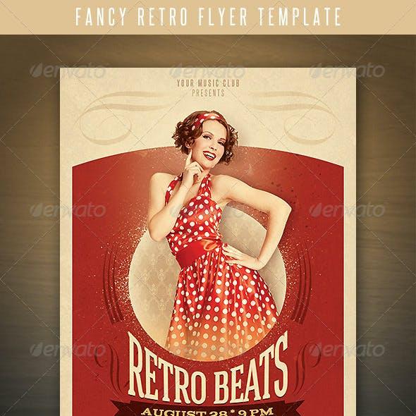 Fancy Retro Flyer