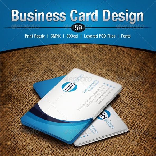 Business Card Design 59
