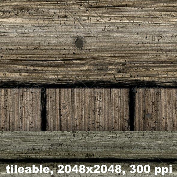 5 Old Planks
