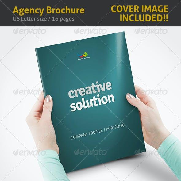 Creative Agency Portfolio / Proposal