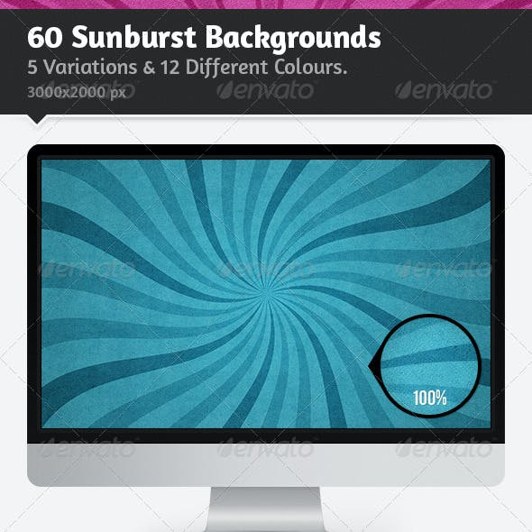 60 Light Ray Backgrounds