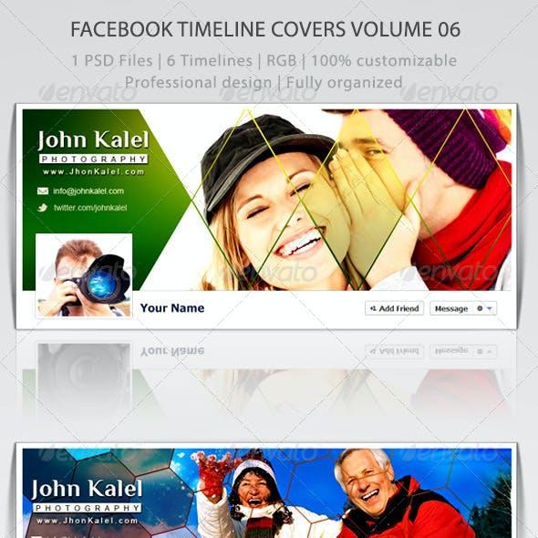 Facebook Timeline Covers Volume 06