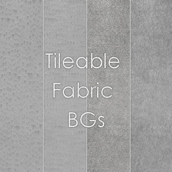 Tileable Fabric Backgrounds