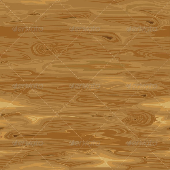 Seamless Pattern Old Wooden Texture Background - Patterns Decorative