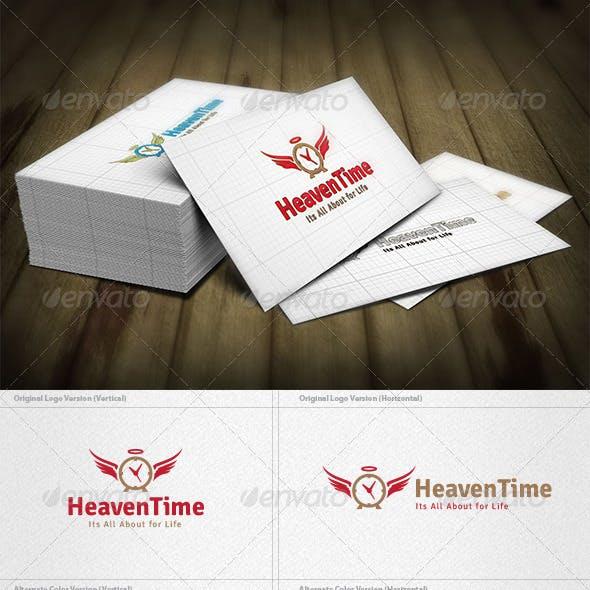 Heaven Time Logo