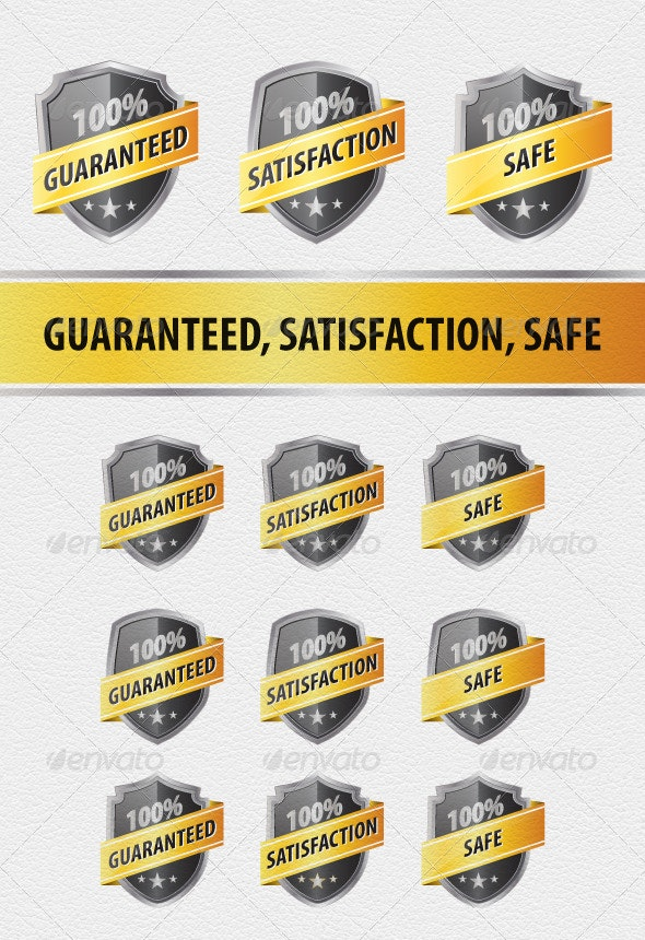 9 Guaranteed, Satisfaction and Safe Shields