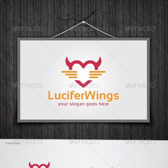 Lucifer Wings Logo