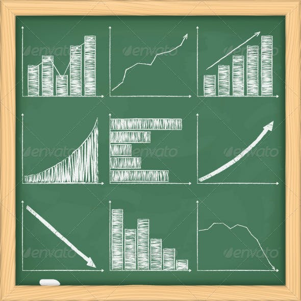 Charts on Blackboard