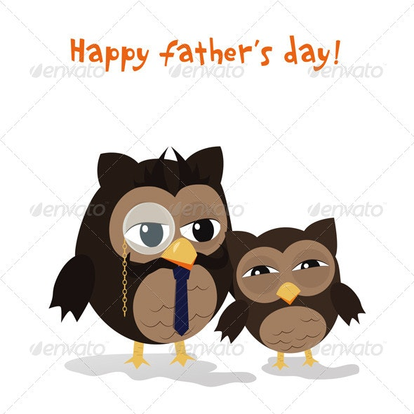 Happy Father's Day! - Seasons/Holidays Conceptual
