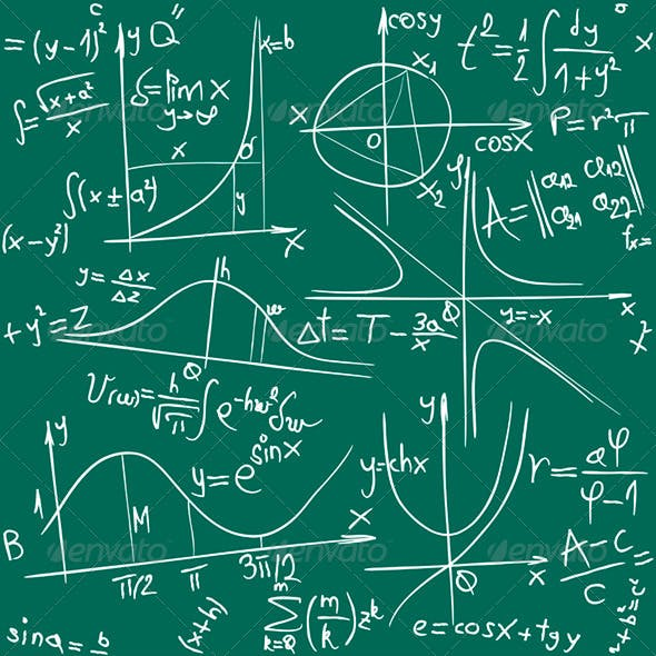 Geometry Seamless Background