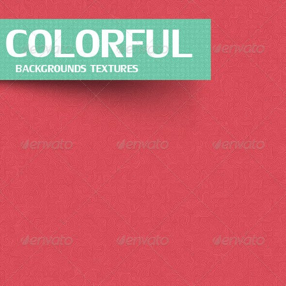 Colorful Backgrounds Textures