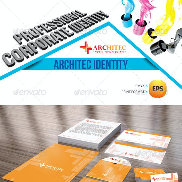 Architec Corporate Identity Package