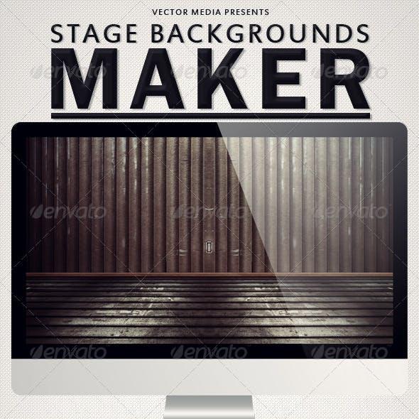 Stage Backgrounds Maker