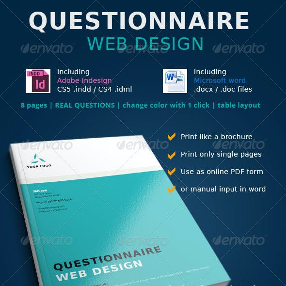 Online Form And Word Graphics Designs Templates