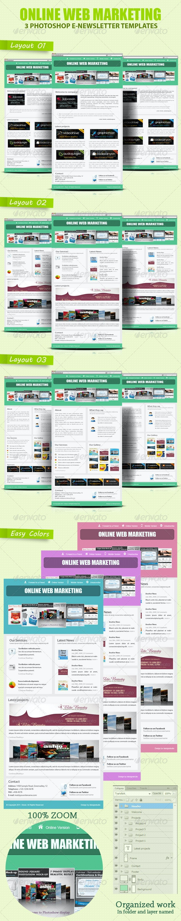 Professional Online Web Marketing