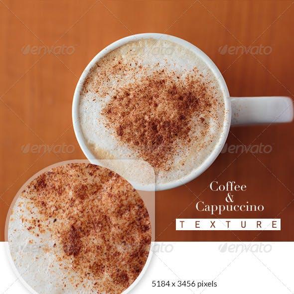 Coffee and Cappuccino Foam