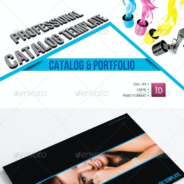 Business  Catalog &  Photo or Portfolio