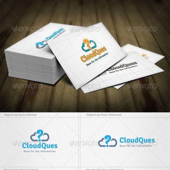 Cloud Question Logo