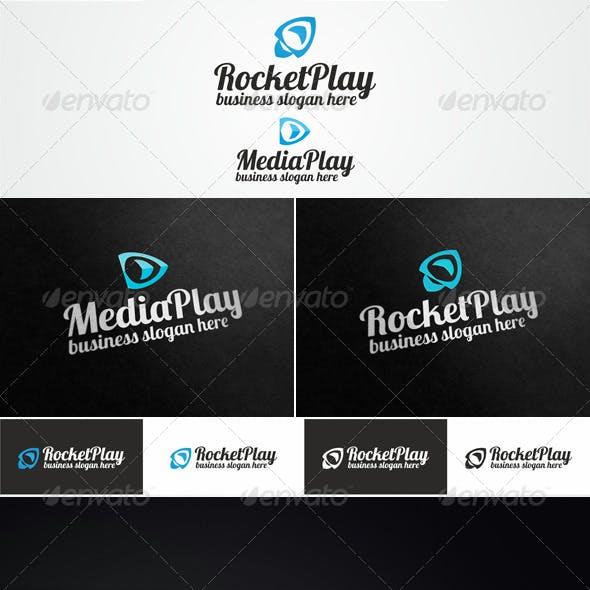Rocket & Media Play Logos