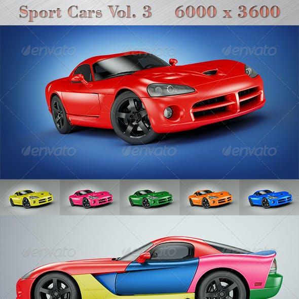 Sport Cars Vol.3