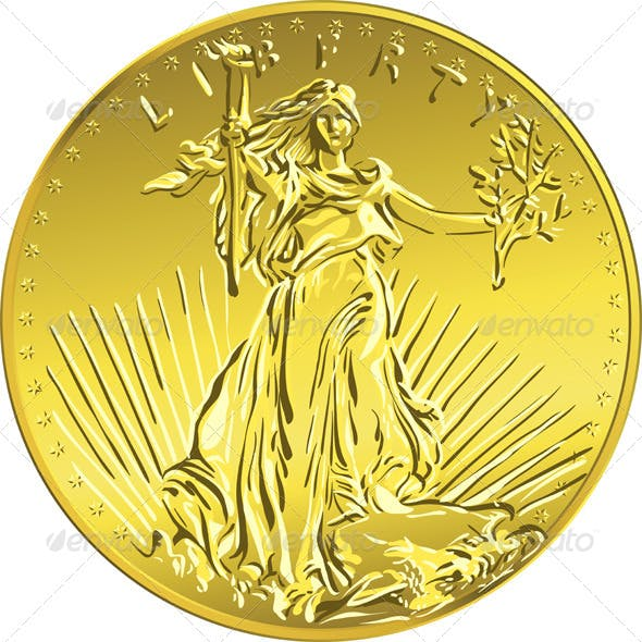 American Liberty Gold Coin
