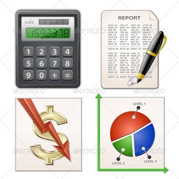 Financial Report Set