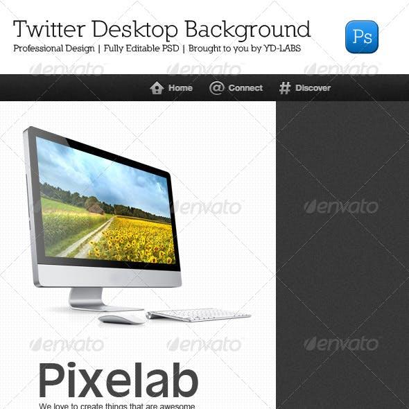 Twitter Desktop v2