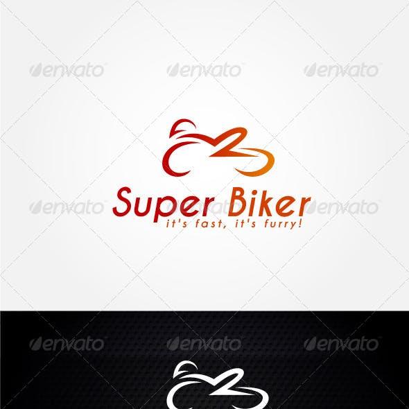 Super Biker Logo