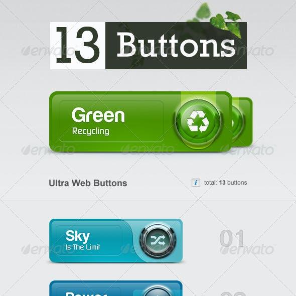 Ultra Web Buttons