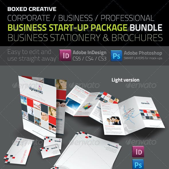 Business Startup Package Bundle