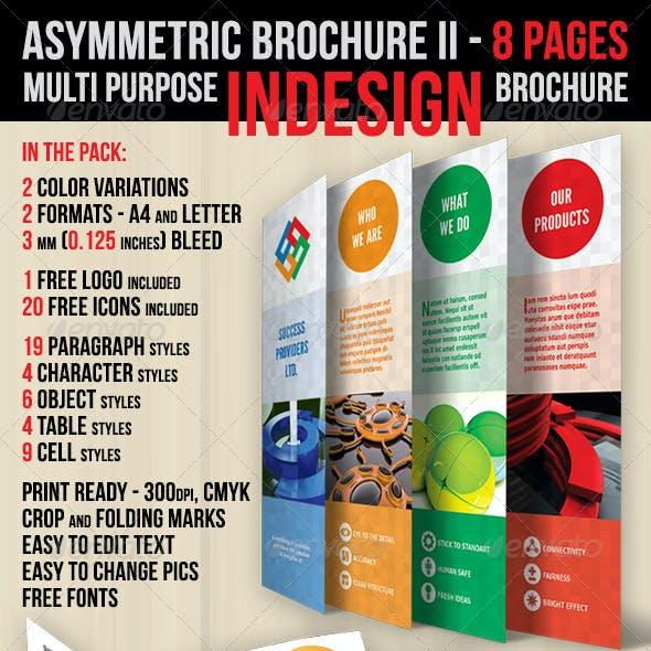Asymmetric Brochure - II