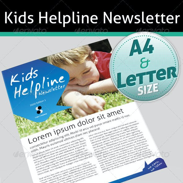 kids Helpline Newsletter