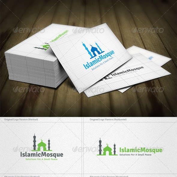 Islamic Mosque Logo