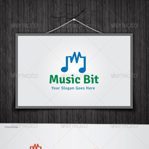 Music Bit Logo