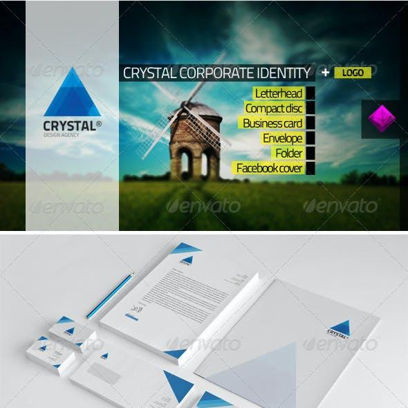 Crystal Corporate Identity