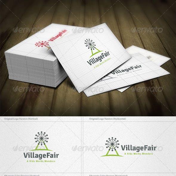 Village Fair Logo