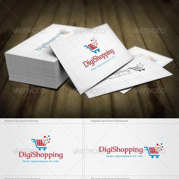 Digital Shopping Logo