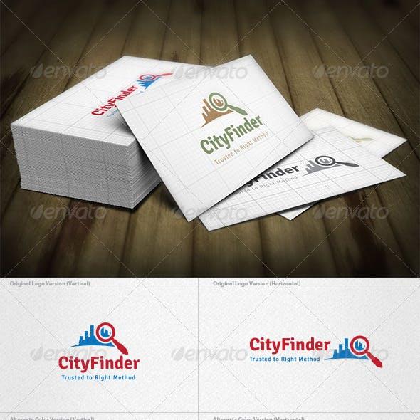City Finder Logo