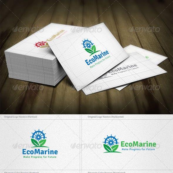 Eco Marine Logo