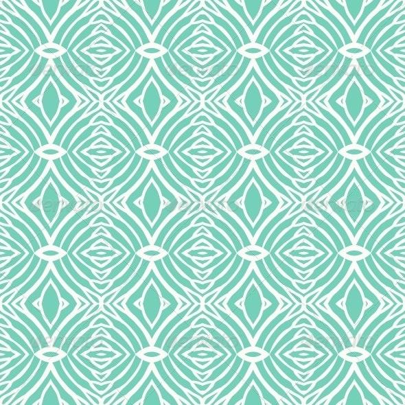 Simple Elegant Art Deco Pattern - Patterns Decorative