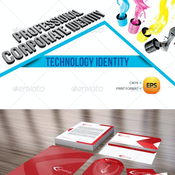 Technology Corporate Identity Package